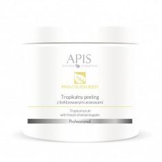 APIS Tropikalny peeling z liofilizowanymi ananasami 650g\n